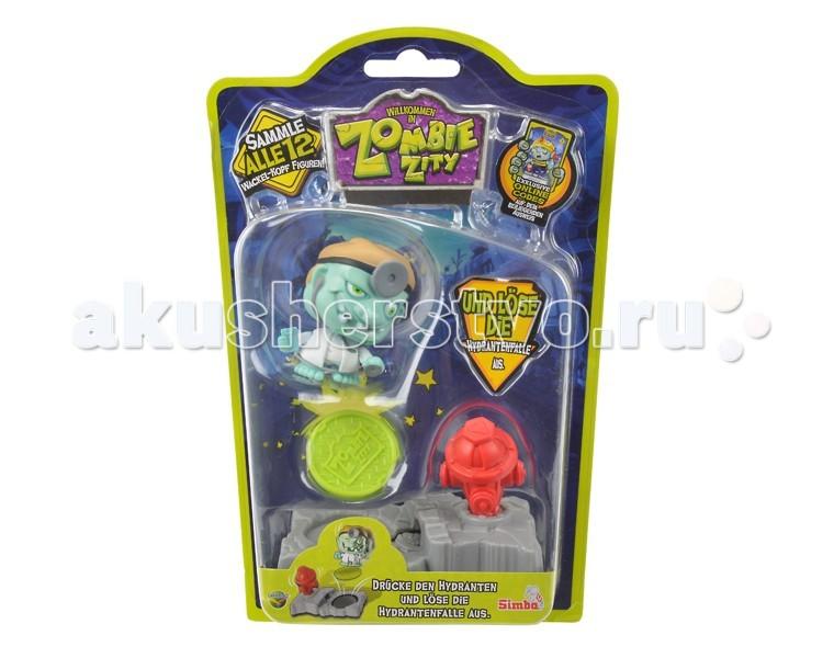 Игровые фигурки Simba Zombie Zity Ловушка для зомби цены онлайн