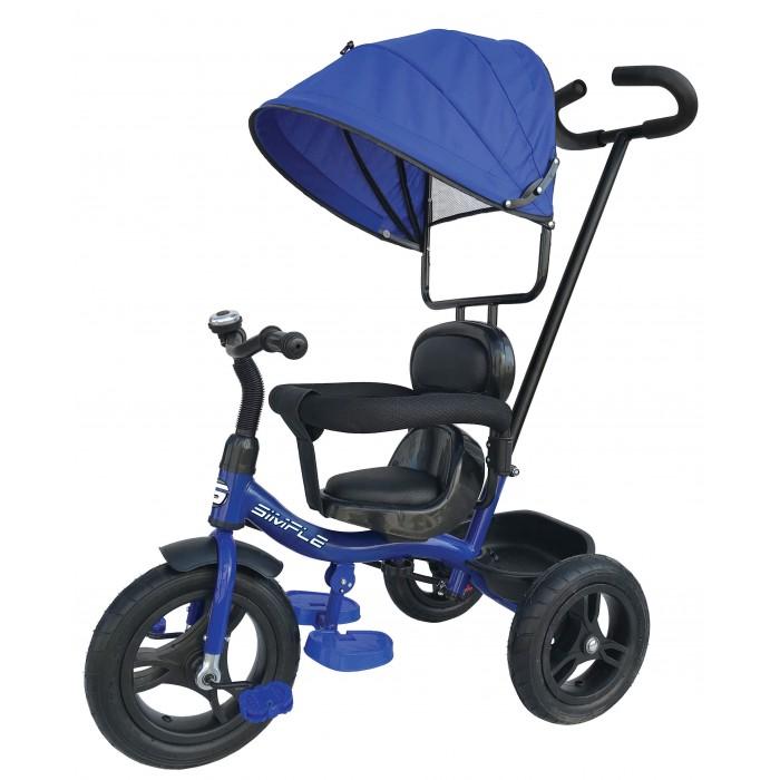 цена на Трехколесные велосипеды Simple с ручкой управления, надувные колеса