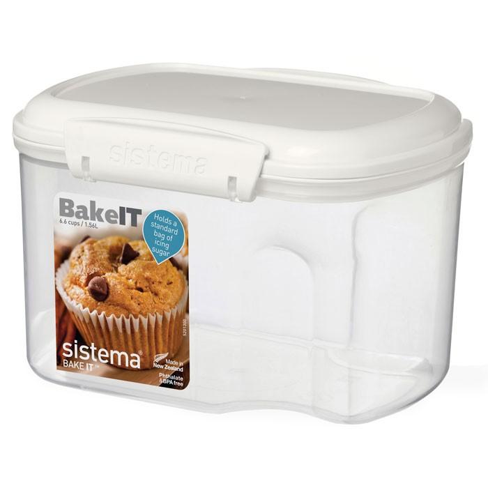 Контейнеры для еды Sistema Bake-It Контейнер 1,56 л