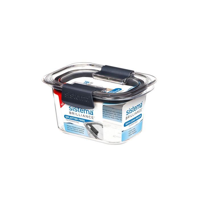 Картинка для Контейнеры для еды Sistema Герметичный контейнер из тритана 380 мл