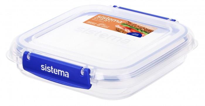 Контейнеры для еды Sistema Контейнер для сэндвичей 520 мл