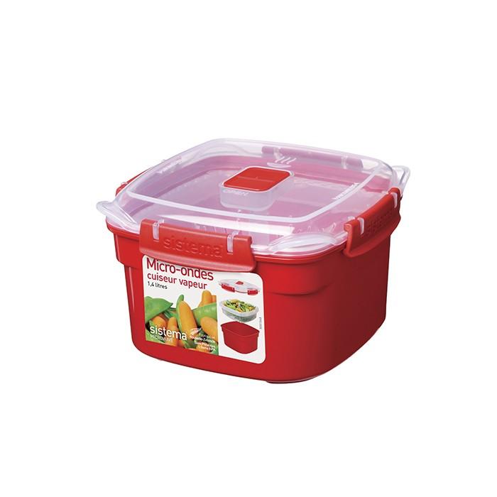 Картинка для Контейнеры для еды Sistema Microwave Контейнер 1,4 л