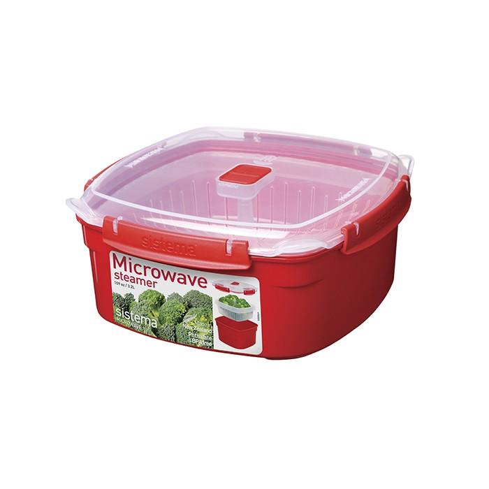 Картинка для Контейнеры для еды Sistema Microwave Контейнер 3,2 л