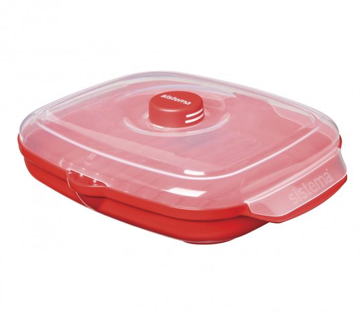 Картинка для Контейнеры для еды Sistema Microwave Контейнер для приготовления бекона