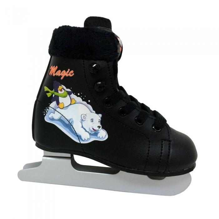 Ледовые коньки и лыжи СК Спортивная коллекция Детские Magic