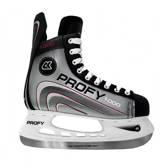 Ледовые коньки и лыжи СК Спортивная коллекция Коньки хоккейные Profy 1000