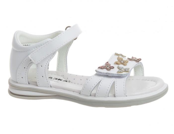 Босоножки и сандалии Сказка Босоножки для девочки R508330506 босоножки quelle heine 170362