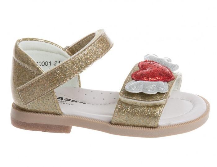 Босоножки и сандалии Сказка Босоножки для девочки R526030001 босоножки instreet instreet in011awaedb4