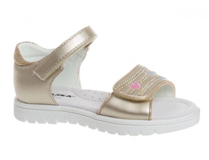 Босоножки и сандалии Сказка Босоножки для девочки R902130515 босоножки baldinini