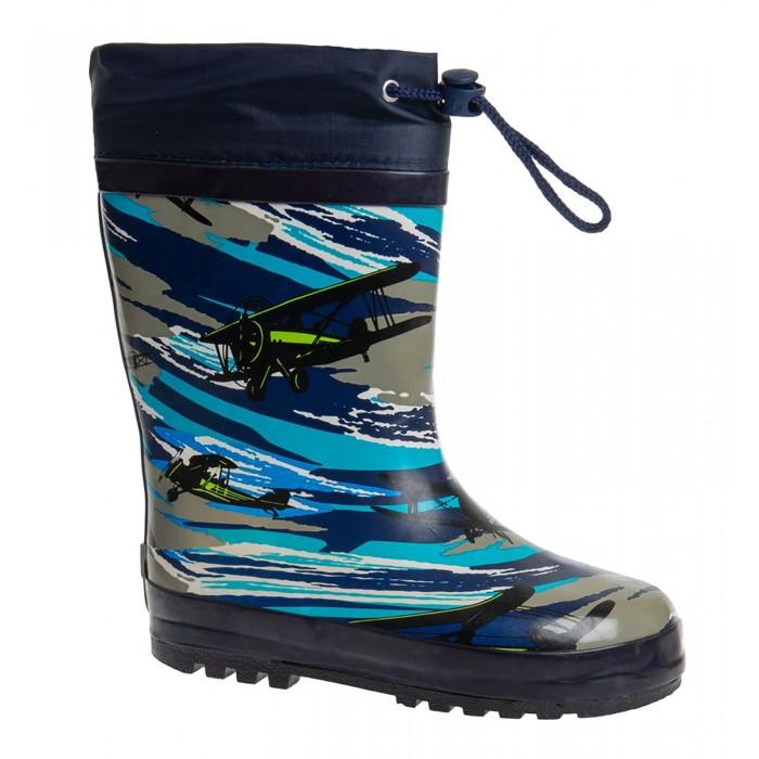 Резиновая обувь Сказка Сапоги резиновые для мальчика S39626