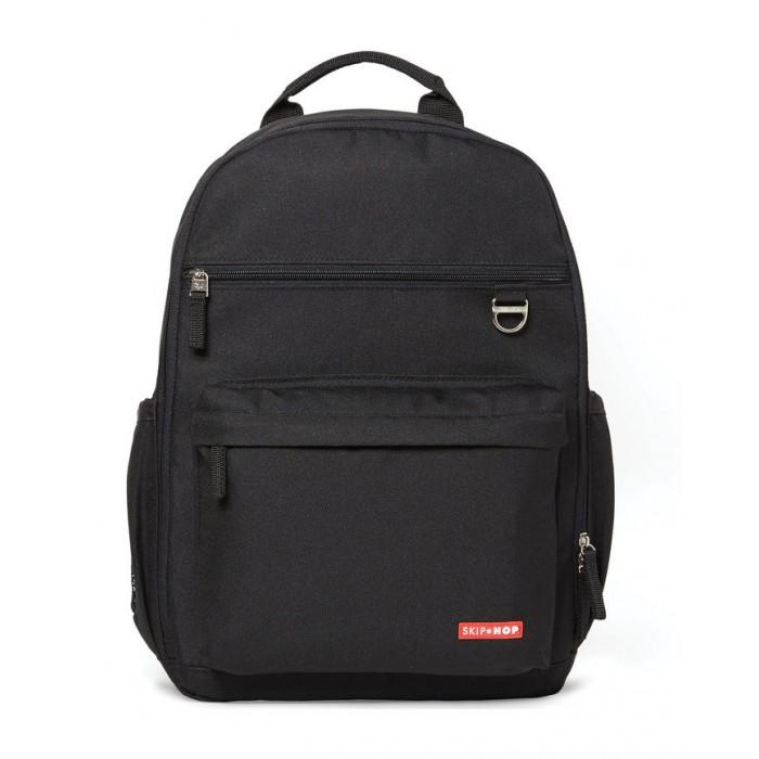 Skip-Hop Рюкзак для мамы SH 20130Рюкзак для мамы SH 20130Skip-Hop Рюкзак для мамы SH 20130 очень удобный и вместительный рюкзак с 9 карманами, включая карман для бутылочки и мобильного телефона.  Размер 33х15х42<br>