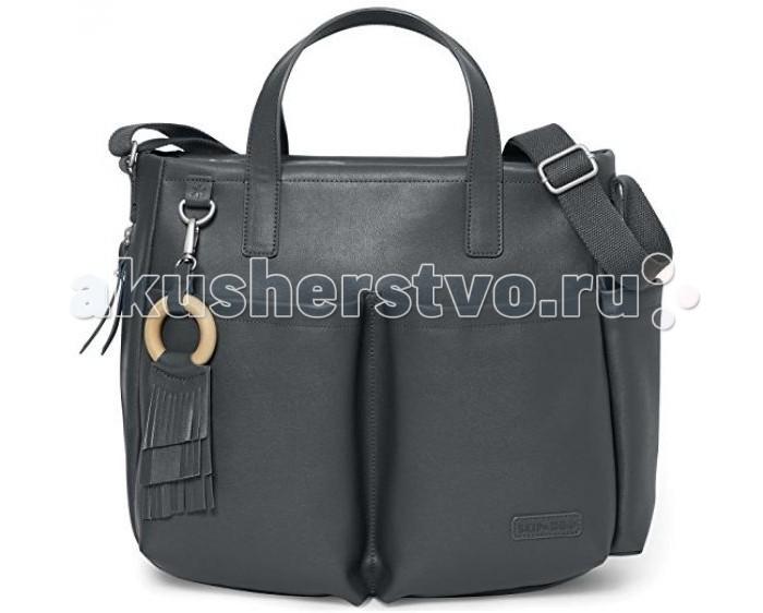 Сумки для мамы Skip-Hop Сумка для мамы большая экокожа сумки для мамы gesslein сумка 3