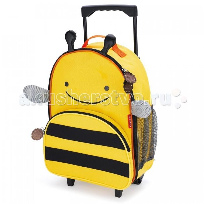 Skip-Hop Детский дорожный чемодан Zoo Luggage