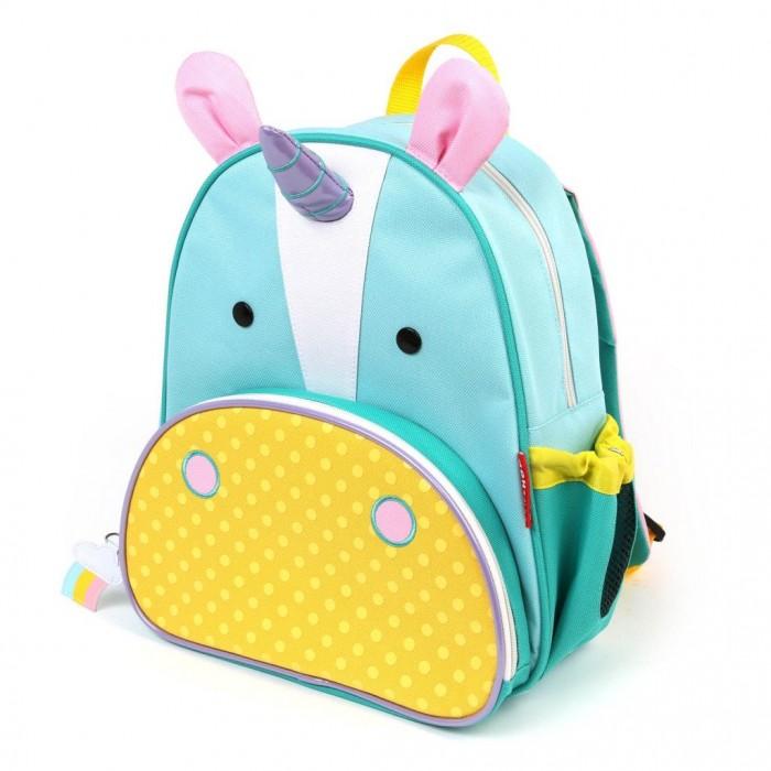 Сумки для детей Skip-Hop Детский рюкзак Zoo Pack рюкзак детский поросенок skip hop