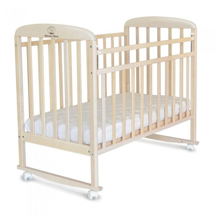 Детская кроватка СКВ Компани Милана колесо качалка
