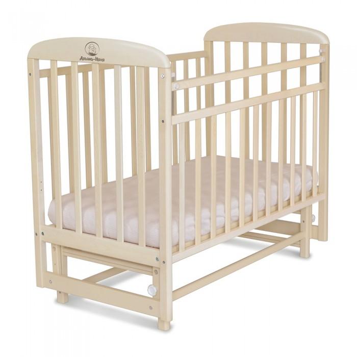 Детская кроватка СКВ Компани Милана маятник поперечный