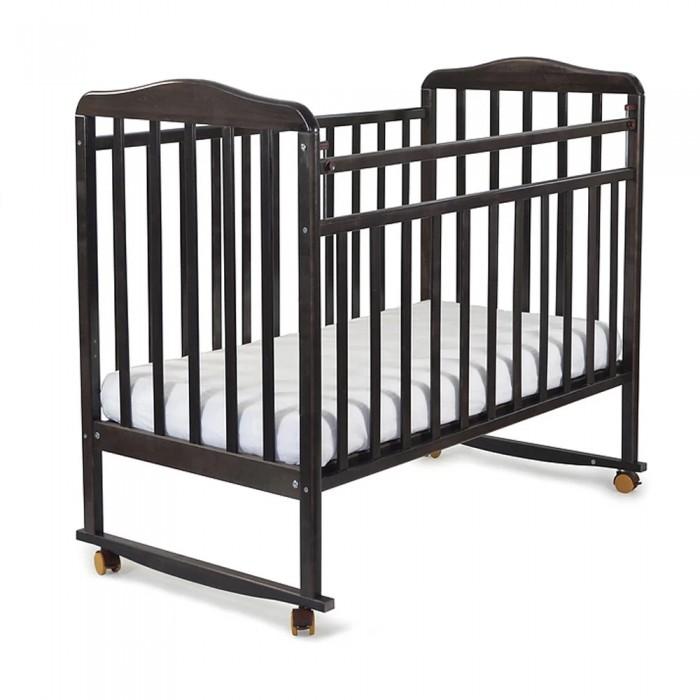 Детская кроватка СКВ Компани Митенька (качалка)
