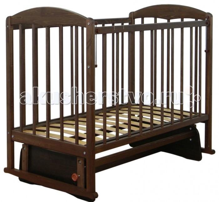 Детские кроватки СКВ Компани СКВ-1 Митенька 11400 маятник поперечный детские кроватки скв компани скв 2 23200 поперечный маятник с ящиком
