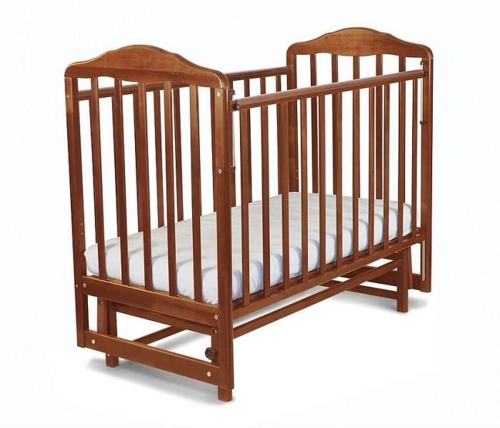 Детская кроватка СКВ Компани Березка 12400 поперечный маятник