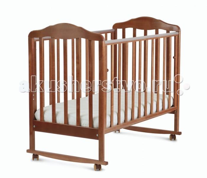 Детская кроватка СКВ Компани Березка 17011 качалка