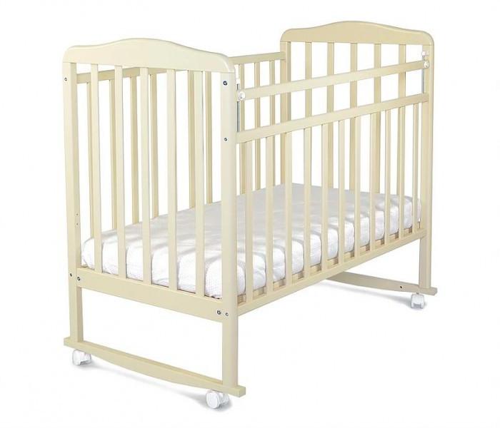 Детские кроватки СКВ Компани Митенька (качалка) детские кроватки valle giraffe 02 колесо качалка