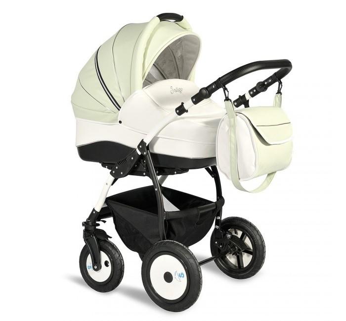 Детские коляски , Коляски 3 в 1 Indigo S F 3 в 1 арт: 31035 -  Коляски 3 в 1