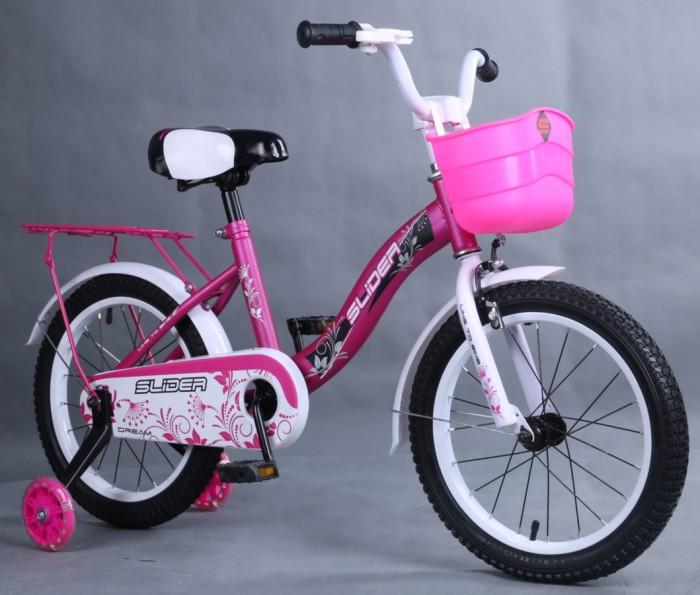 Фото - Двухколесные велосипеды Slider Dream 16 двухколесные велосипеды velolider rush sport 16