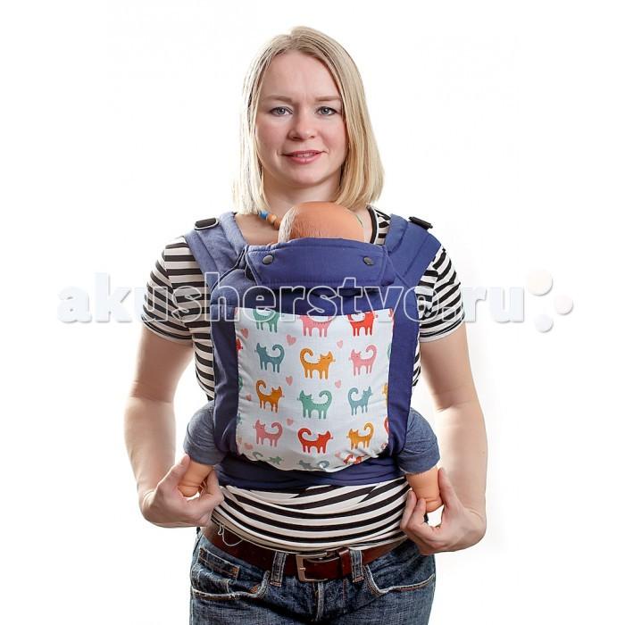 Товары для мамы , Слинги SlingMe Май-слинг (хлопок) арт: 300205 -  Слинги
