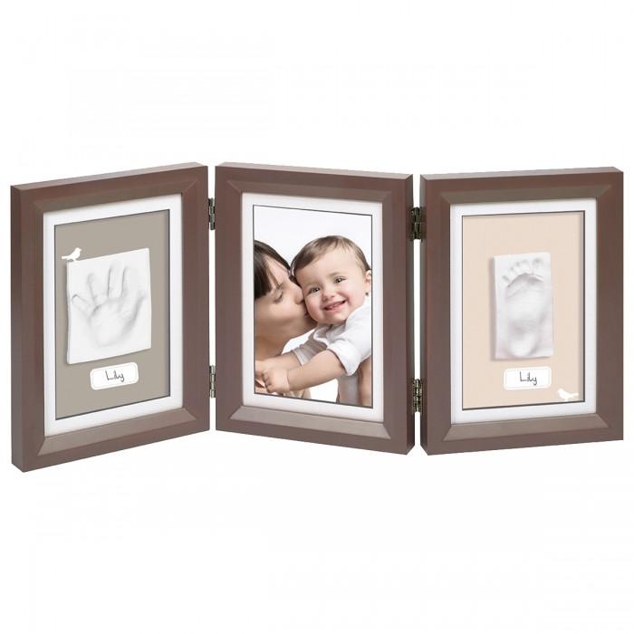 Фотоальбомы и рамки Baby Art Рамочка тройная Классика