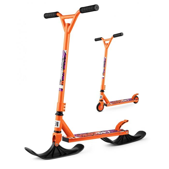 Детский транспорт , Двухколесные самокаты Small Rider Снегокат Combo Runner BMX арт: 447999 -  Двухколесные самокаты