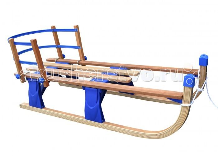 Зимние товары , Санки Small Rider Fold Compact арт: 415079 -  Санки