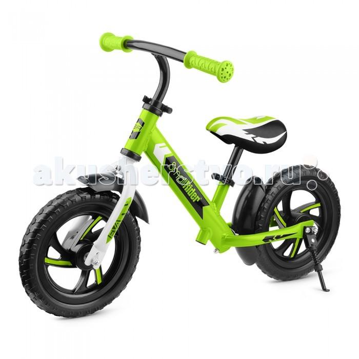 Детский транспорт , Беговелы Small Rider легкий алюминиевый Roadster 2 Eva арт: 497481 -  Беговелы