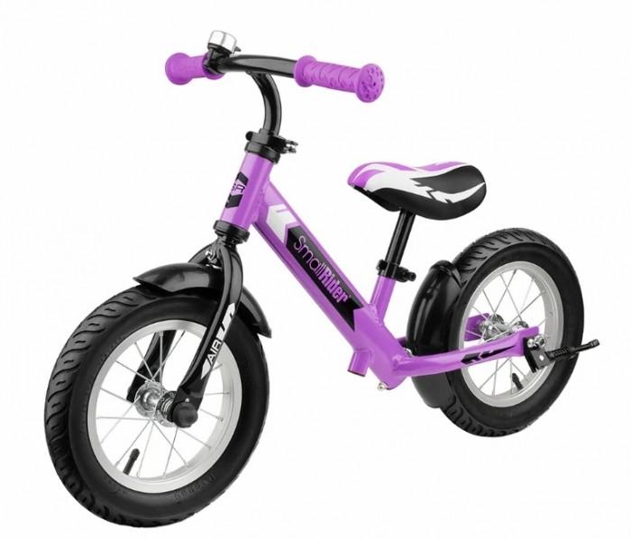 Беговел Small Rider легкий алюминиевый с надувными колесами Roadster 2 Air