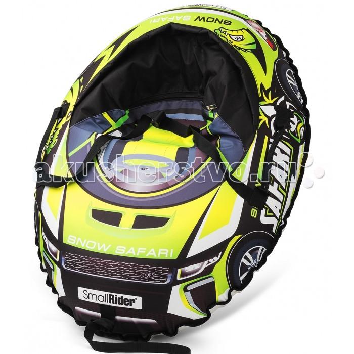 Купить Тюбинги, Тюбинг Small Rider Надувные санки-тюбинг Snow Cars 3 Safari 106 см