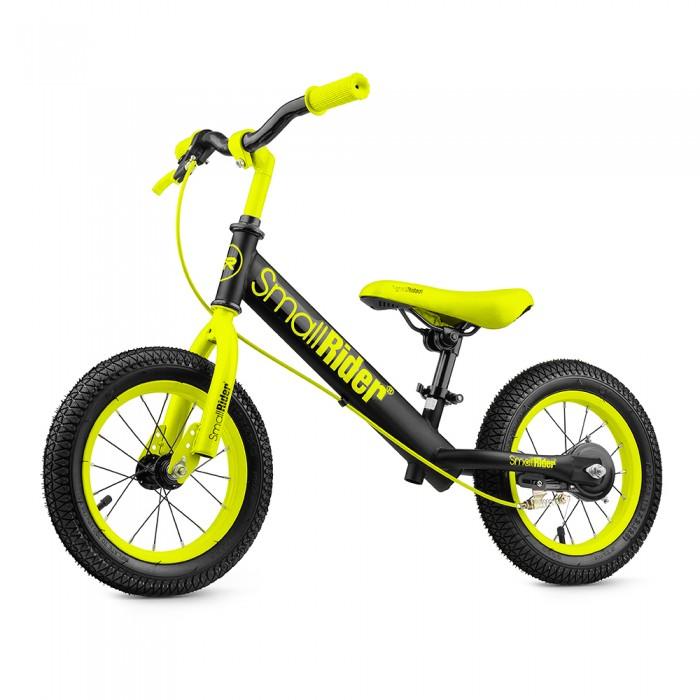 Беговел Small Rider Ranger 2 NeonБеговелы<br>Беговел Small Rider Ranger 2 Neon укомплектован надувными колесами и наделен невероятно яркими неоновыми цветами.  Особенности: Цвета повышенной яркости Красивый дизайн Надувные колеса 12 радиуса на спицах Большое спортивное сиденье Сиденье регулируется по высоте без ключа Ручной тормоз Спортивное удобное строение руля Широкие рукоятки Высота от пола до сиденья от 34 до 44 см Ширина руля: 44 см Высота руля от пола: 65 см.