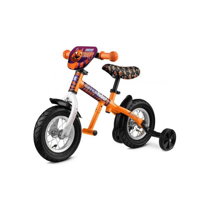 Беговел Small Rider с колесиками и подножкой Ballance 2