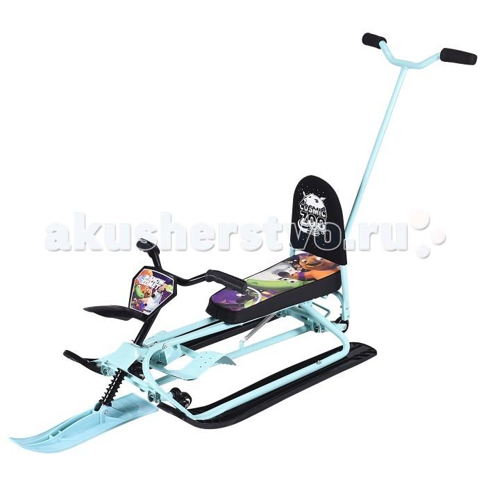 Зимние товары , Снегокаты Small Rider Snow Comet 2 Deluxe арт: 415069 -  Снегокаты