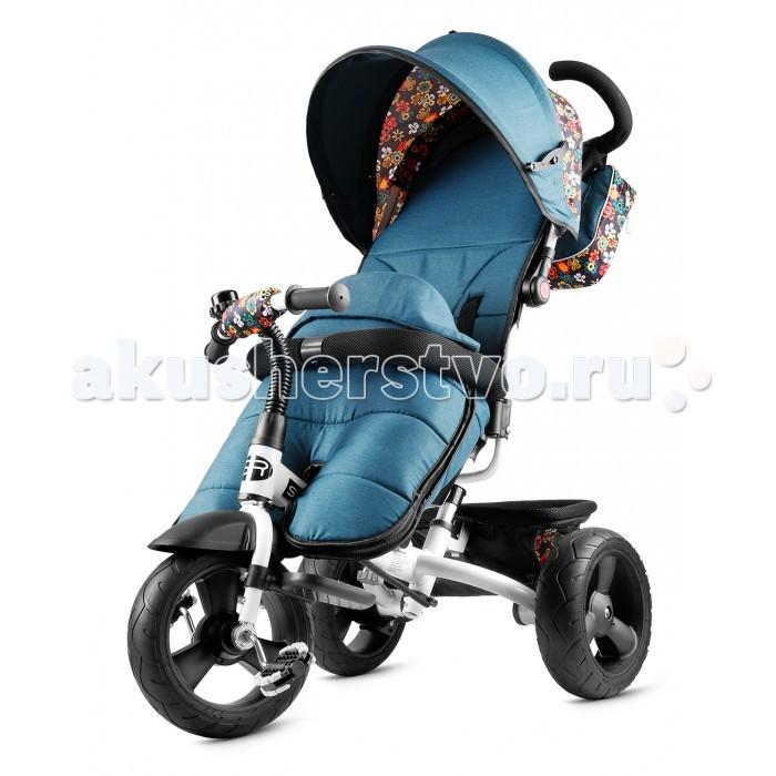 Детский транспорт , Трехколесные велосипеды Small Rider Утепленный вездеходный Discovery CR арт: 403639 -  Трехколесные велосипеды