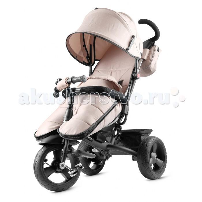 Велосипед трехколесный Small Rider Утепленный вездеходный Discovery CR