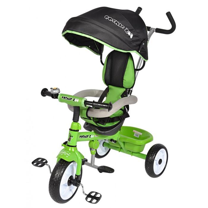 Трехколесные велосипеды Small Rider Cosmic Zoo Trike трехколесные самокаты smart trike скутер ski z7