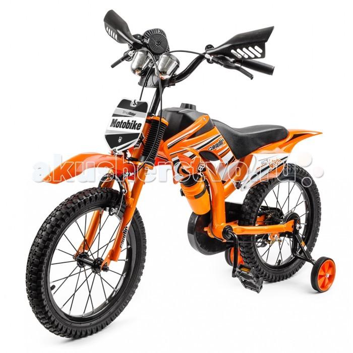 Велосипед двухколесный Small Rider Motobike Sport