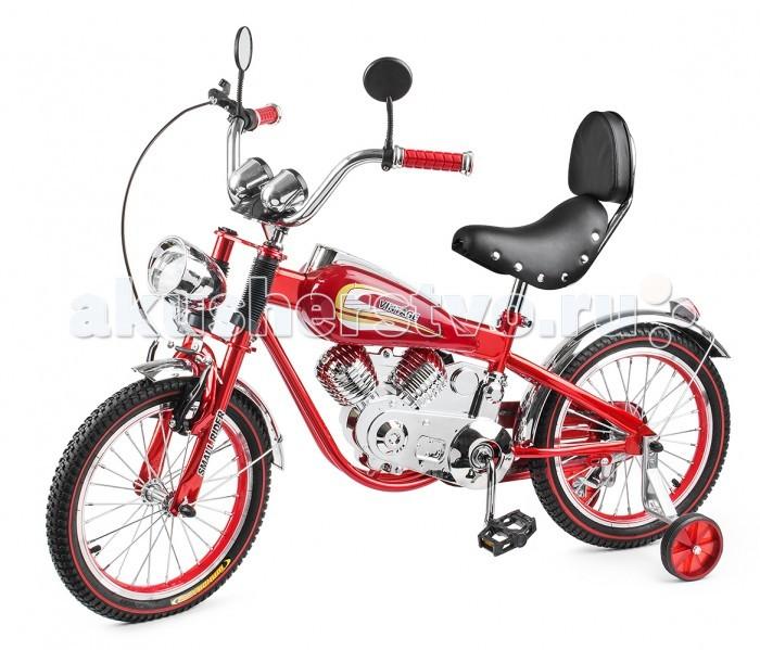 Велосипед двухколесный Small Rider Motobike Vintage