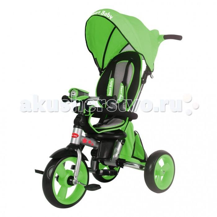 Трехколесные велосипеды Smart Baby складной TS2, Трехколесные велосипеды - артикул:482061
