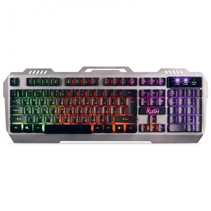 Smart Buy Клавиатура игровая мультимедийная Rush 354