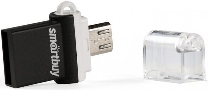 Smart Buy Память Flash Drive Otg Poko USB 2.0 64GB