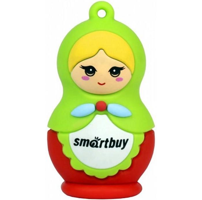 Smart Buy Память Flash Drive Wild series Матрешка USB 2.0 16GB