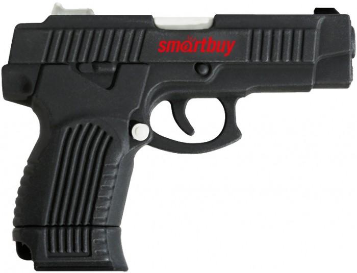 Smart Buy Память Flash Drive Wild series Пистолет USB 2.0 16GB