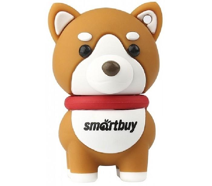 Smart Buy Память Flash Drive Wild series Собачка Акита USB 2.0 16GB