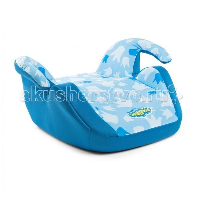 Детские автокресла , Группа 3 (от 22 до 36 кг  бустер) Смешарики SM/DK-550 арт: 74071 -  Группа 3 (от 22 до 36 кг - бустер)