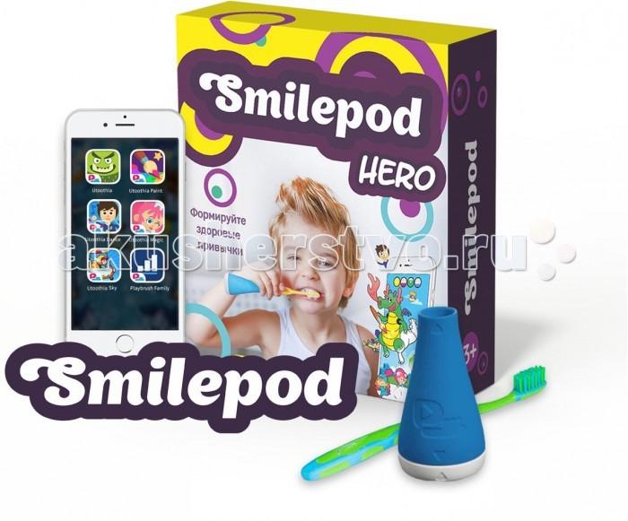 Гигиена и здоровье , Гигиена полости рта Smilepod Набор Игрозуб арт: 424284 -  Гигиена полости рта